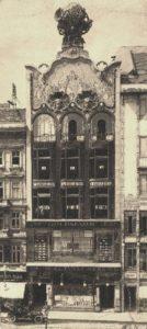 Klösz György képe 1910-ből