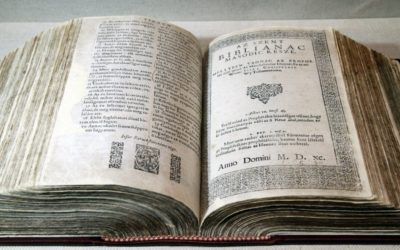 """A """"Vizsolyi Biblia 425 éve"""" vándorkiállítás"""