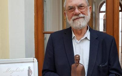 Ráday MihályHazám-díjban részesült