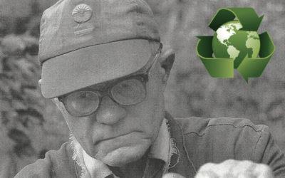 Zöld sarok – Pesti László