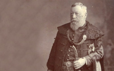 Thék Endre 100 éve hunyt el